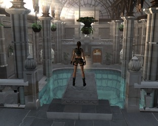 Test Tomb Raider Legend PC - Screenshot 79