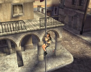 Test Tomb Raider Legend PC - Screenshot 84