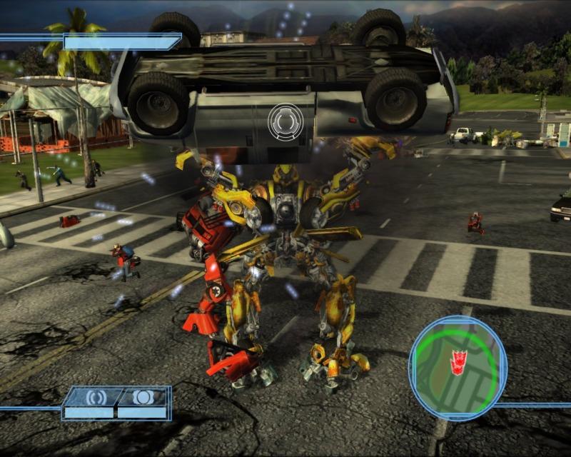 Free Download Transformers Le Jeu