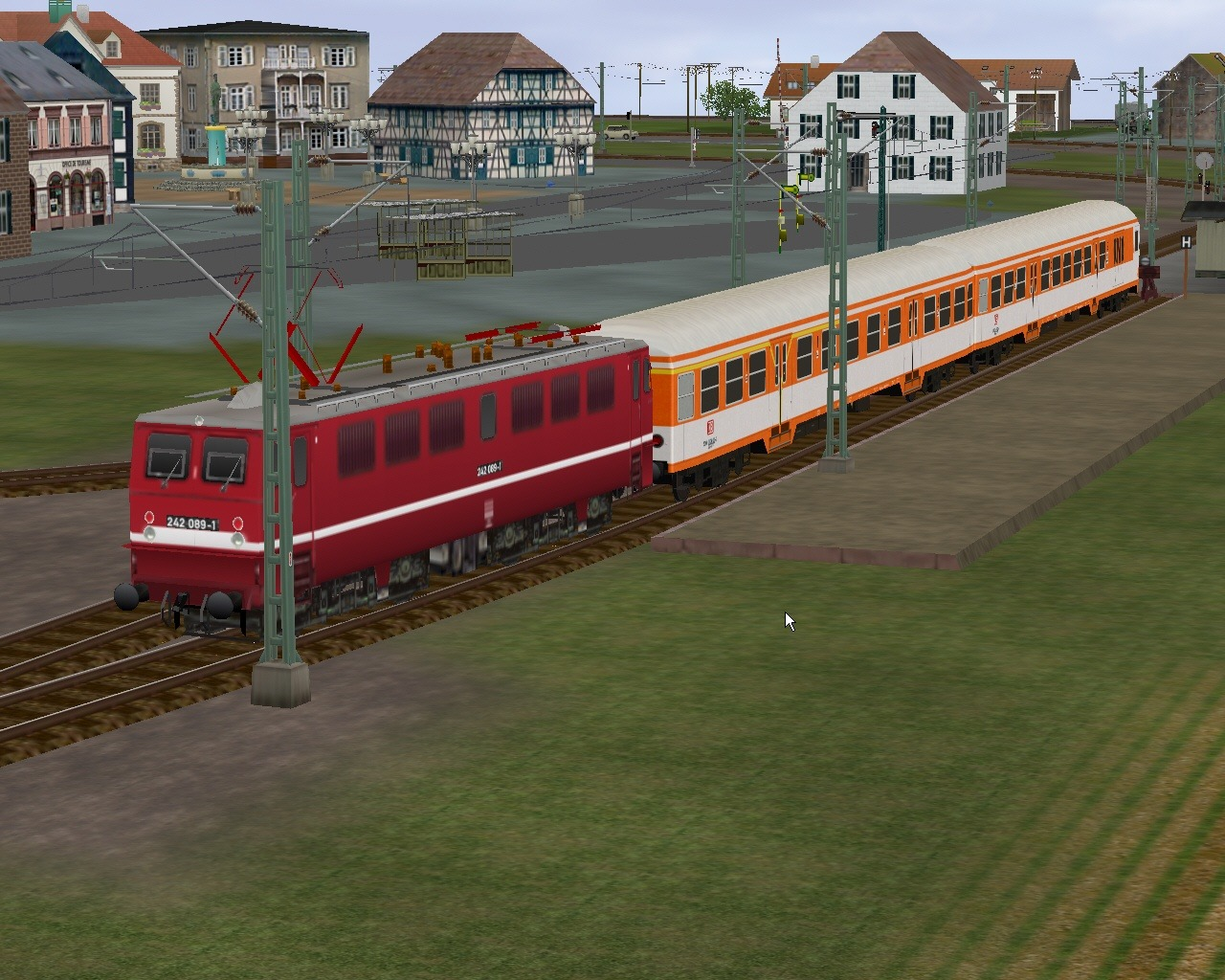 Train Model Simulator 2008