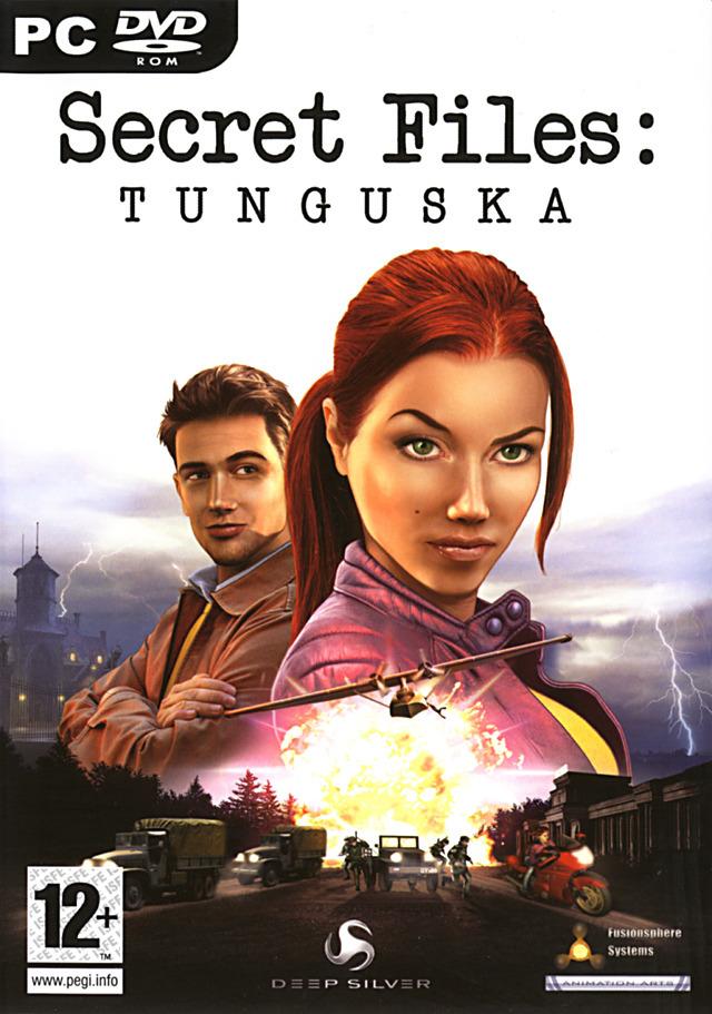 Secret Files Tunguska FR iso + crack nocd preview 0
