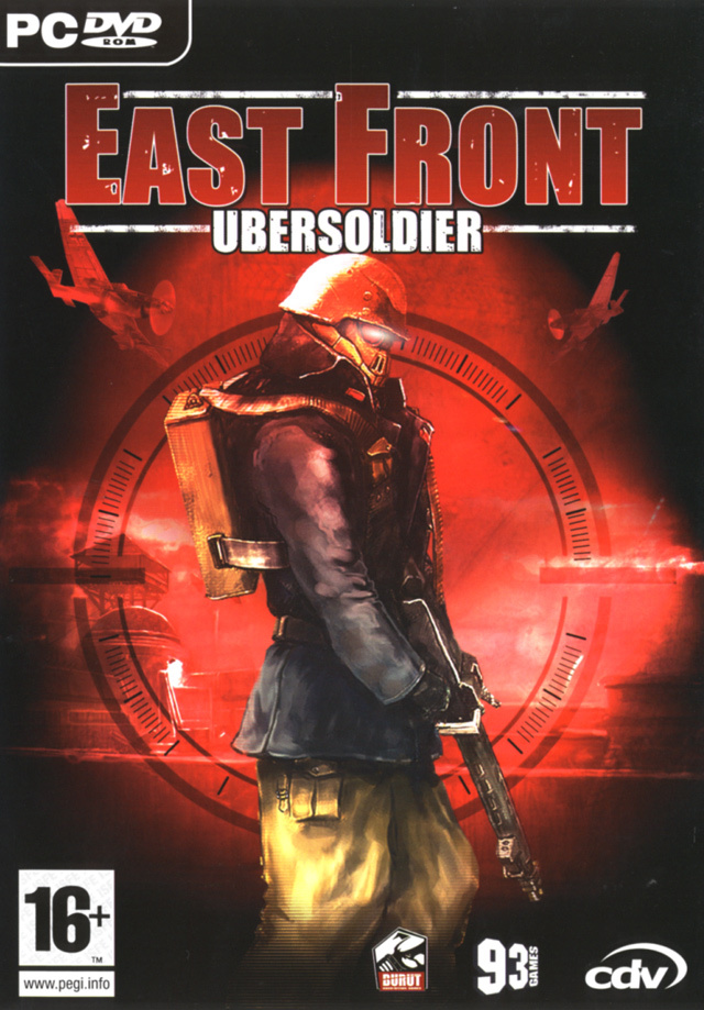 East Front UberSoldier [PC DVD - ISO] [MULTI]