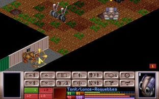 Test UFO : Enemy Unknown PC - Screenshot 1