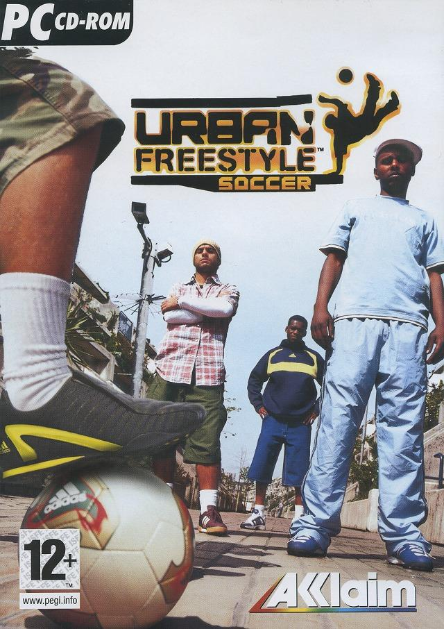 Télécharger sur eMule Urban Freestyle Soccer