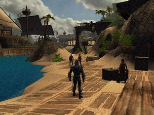 Test Ultima 9 Ascension PC - Screenshot 1