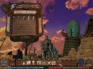 Test Ultima 9 Ascension PC - Screenshot 2