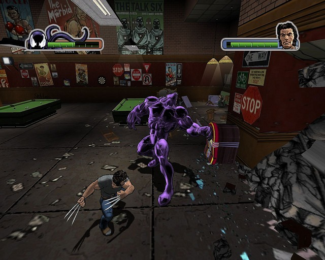 Images Ultimate Spider-Man PC