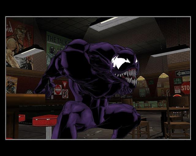 لعبة المغامرات والاكشن الرائعة Ultimate Spider Man بحجم 420 Mb Ulsmpc050