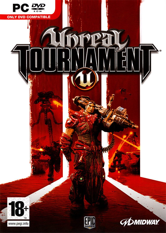 Unreal Tournament III [PC | ISO] [MULTI] [FS]