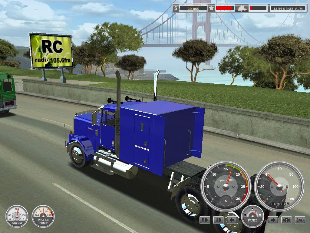 US Trucks : Road Simulator