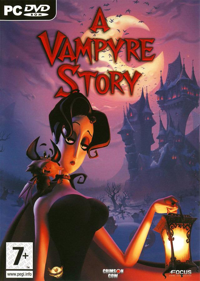 a vampyre story sur pc. Black Bedroom Furniture Sets. Home Design Ideas