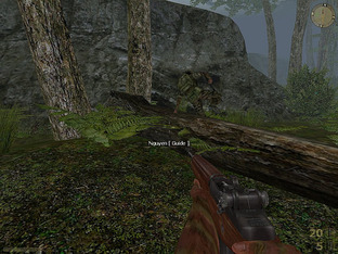 Test Vietcong : Fist Alpha PC - Screenshot 22