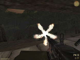 Test Vietcong : Fist Alpha PC - Screenshot 25