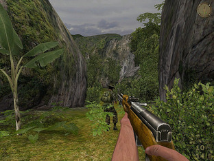 Test Vietcong : Fist Alpha PC - Screenshot 26