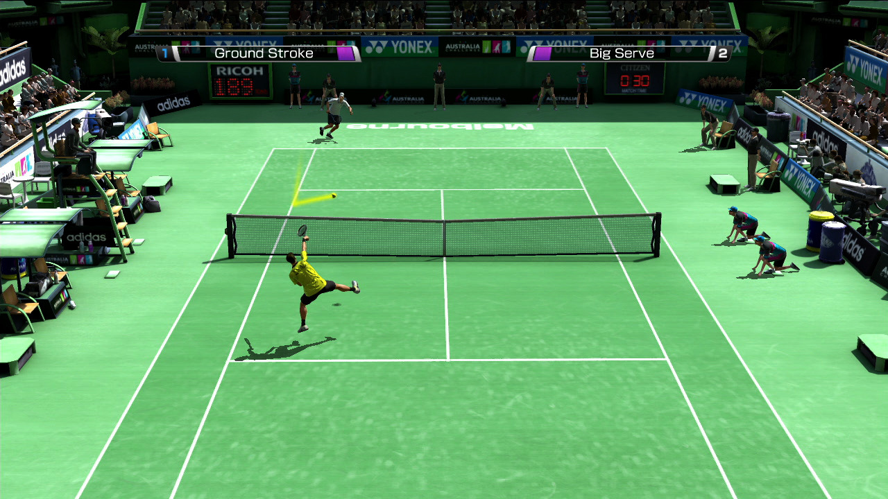 VIRTUA TENNIS 4 Free Iso Download Version
