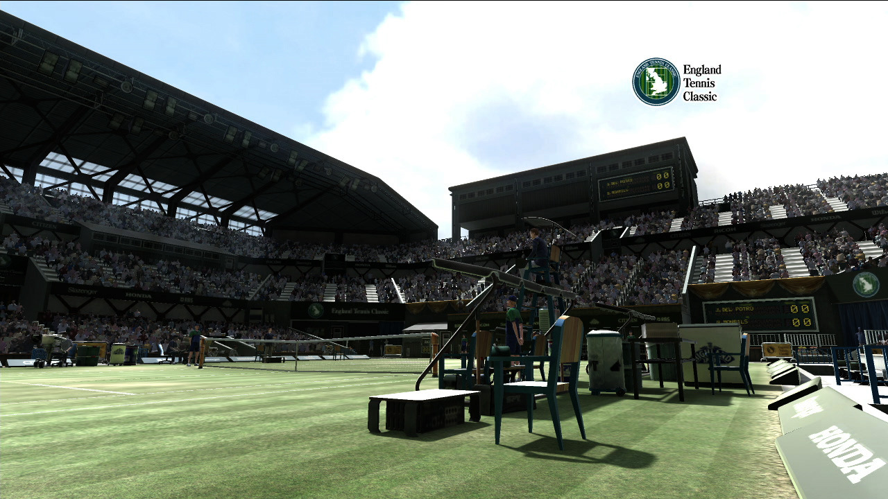 Virtua Tennis 4 SKIDROW