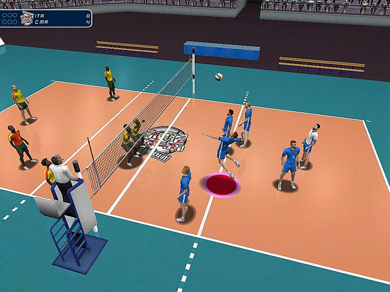 Images Volleyball PC