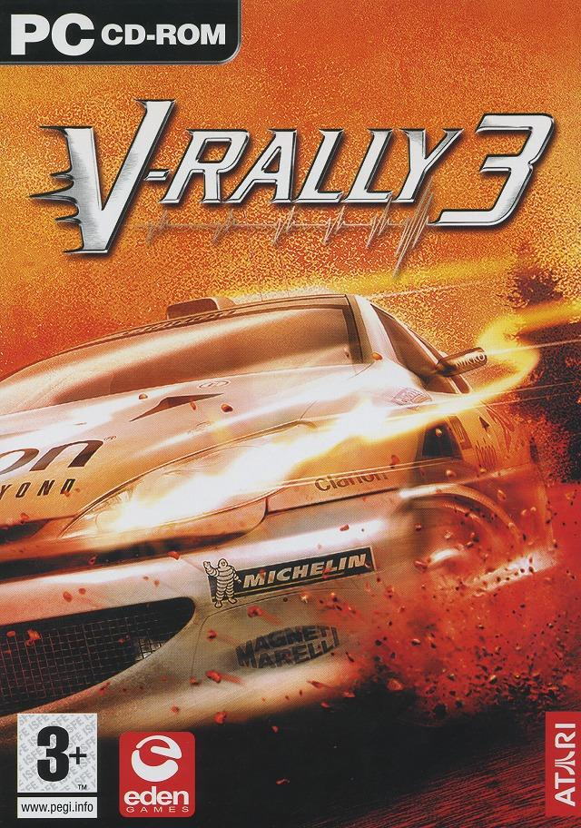 [FS] V-Rally 3 [PC]