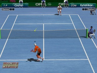 Test Virtua Tennis PC - Screenshot 6