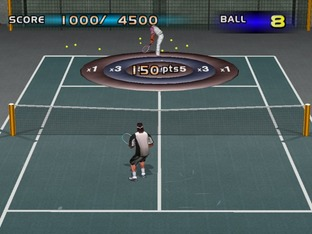 Test Virtua Tennis PC - Screenshot 7