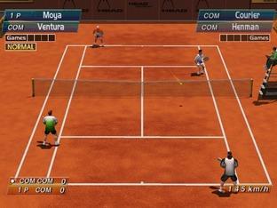 Test Virtua Tennis