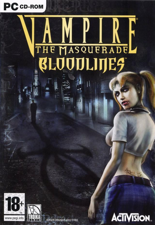 Vampire The Masquerade Redemption (2000/PC/RePack/RUS) скачать