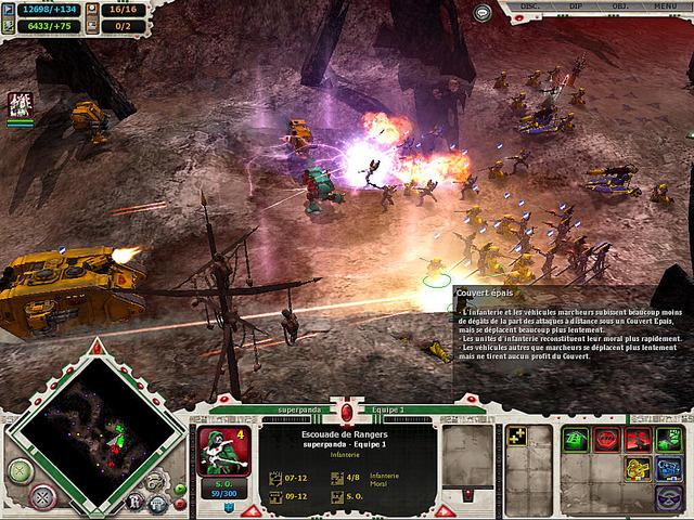 لعبة Warhammer 40000 Dawn