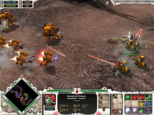 Test Warhammer 40000 : Dawn of War PC - Screenshot 36