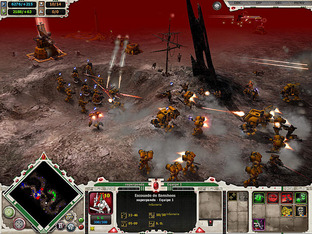 Test Warhammer 40000 : Dawn of War PC - Screenshot 40