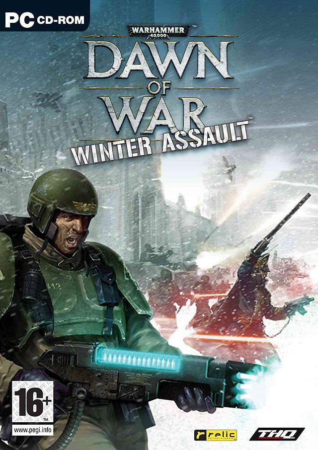 Название игры Warhammer 40000 Dawn of War - Winter Assault Версия