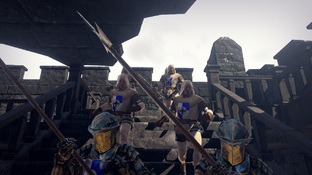 E3 2012 : Images de War of the Roses