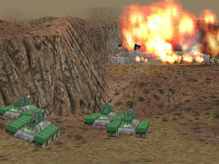 Test Warzone 2100 PC - Screenshot 1