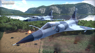 The first images of AirLand Battle Wargame