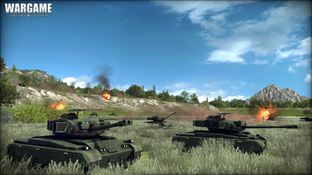 Aperçu Wargame : AirLand Battle PC - Screenshot 8