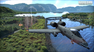 Aperçu Wargame : AirLand Battle PC - Screenshot 9