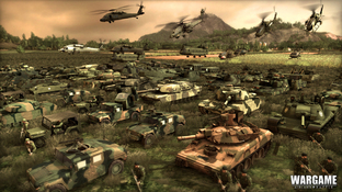 Images de Wargame : AirLand Battle - Les troupes US
