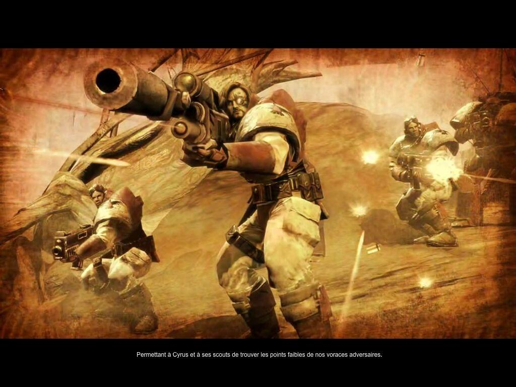 Галерея Warhammer 40.000: Dawn of War 2.