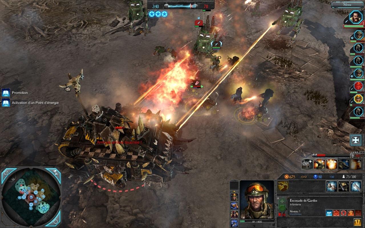 حصريا على gamiznet اللعبة الجديدة Warhammer 40,000: Dawn ...