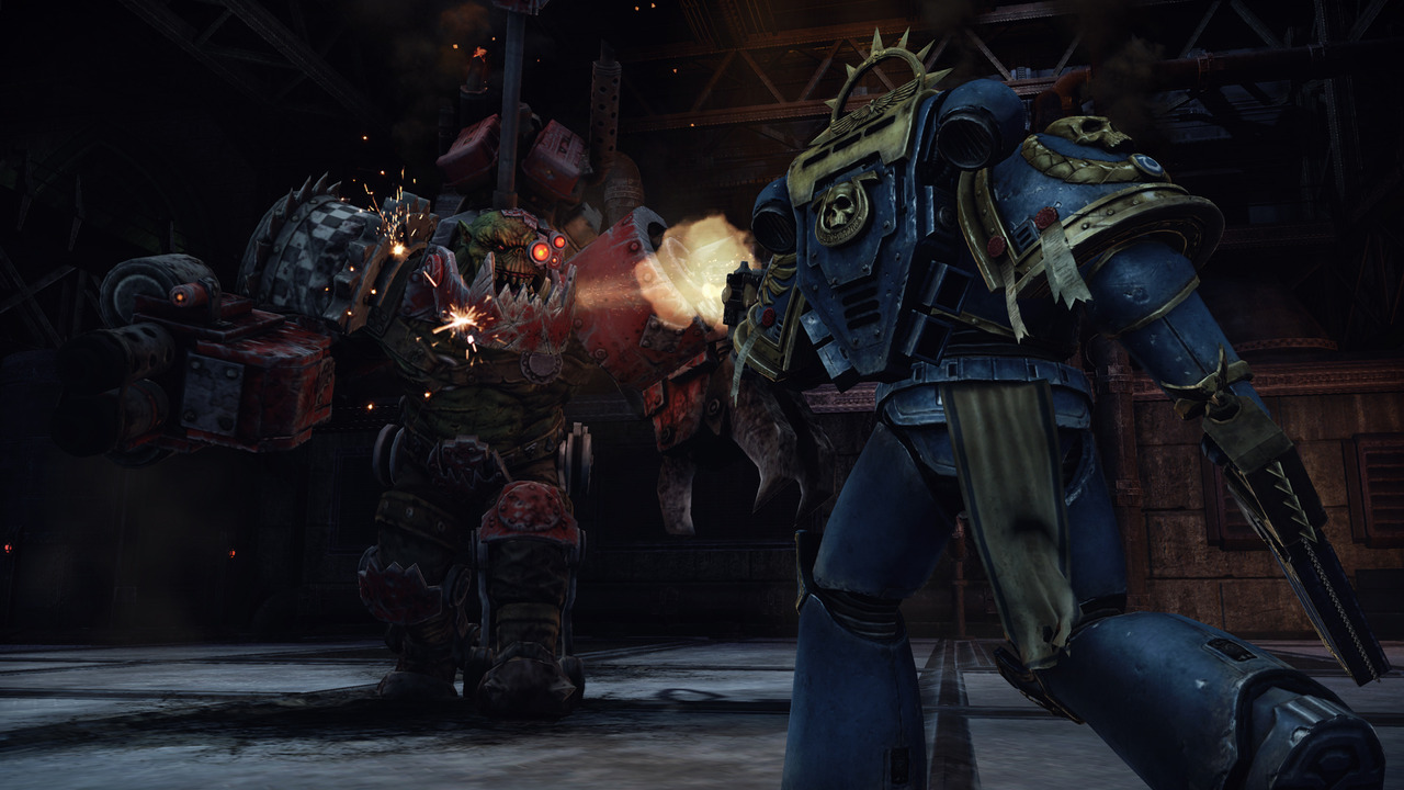 Images Warhammer 40.000 : Space Marine PC - 30