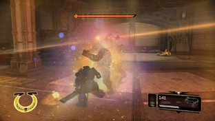 Test Warhammer 40.000 : Space Marine PC - Screenshot 45
