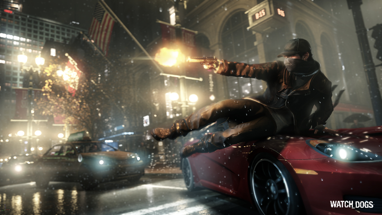 Watch Dogs Deluxe Edition FULL CRACKED SG