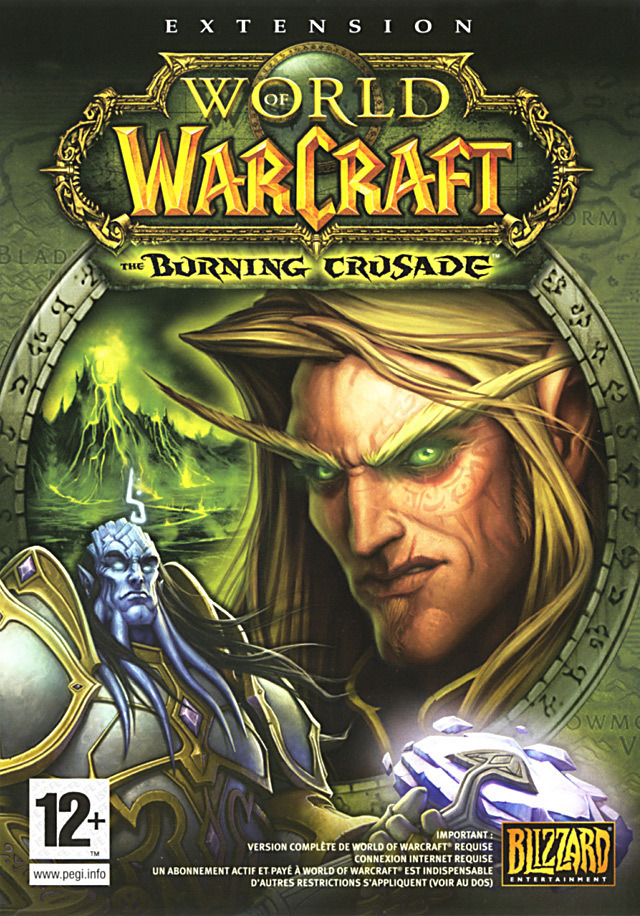 World of warcraft the burning crusade sur - World of warcraft sur console ...