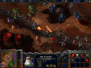 Warcraft III : Reign of Chaos - The Frozen Throne [PC] [MULTI]