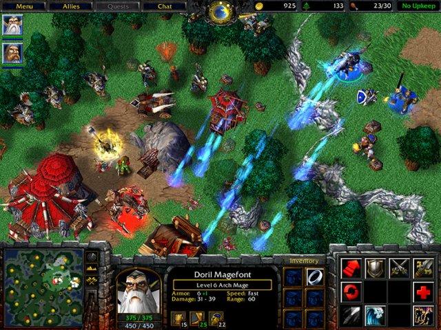 Скачать War3 Patch Warcraft 3 - 1.26a Rus (Полная версия) для.