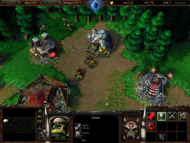Year: 2003 patch 1. 24e 2010 English PC DeveloperPublisher: Blizzard Entert