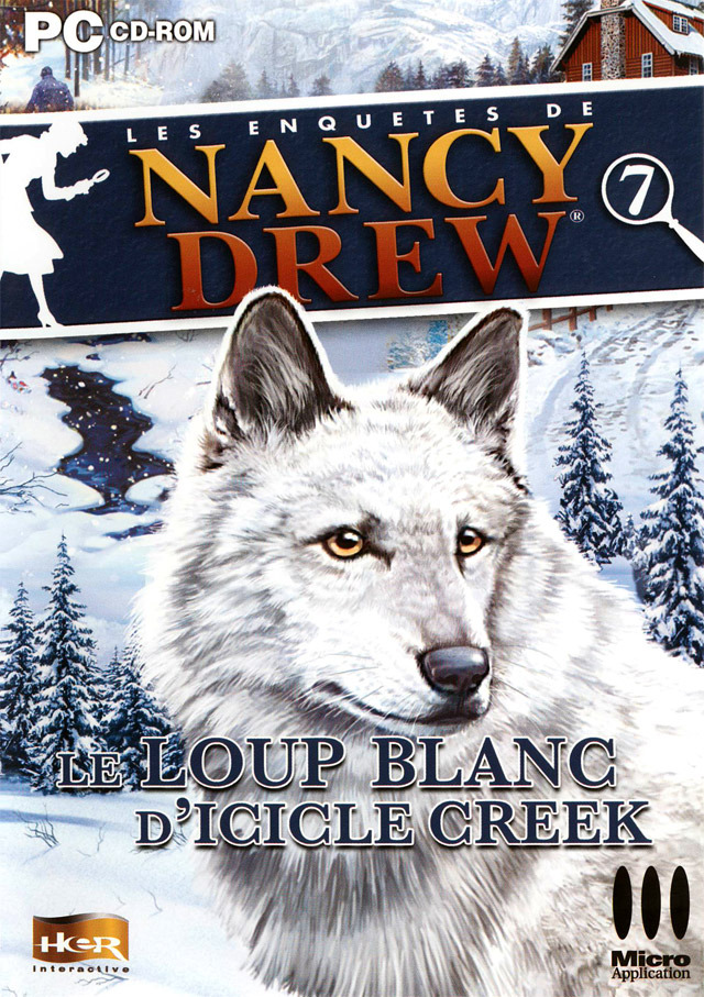 Les Enquêtes de Nancy Drew : Le Loup Blanc d'Icicle Creek