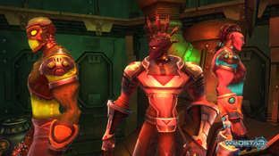 GC 2013 : Focus sur Wildstar