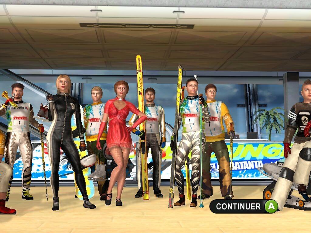 jeuxvideo.com Winter Sports 2011 : Go for Gold - PC Image 35 sur 183