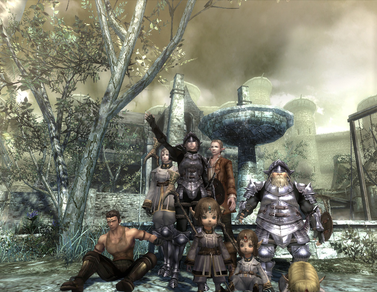 Wizardry Online