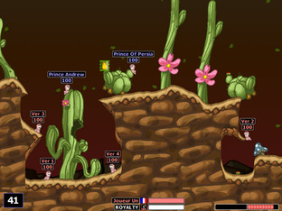 Test Worms Armageddon PC - Screenshot 1